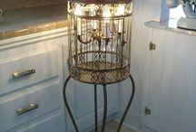 birdhous lamps