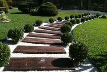 Design do jardim