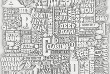 Type & Lettering / None / by Kendrick Kidd
