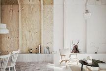interior design / by Frida Eklund