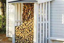 αποθηκευση ξυλων