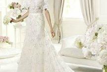 Wedding Dress / Beautiful wedding dress inspiration