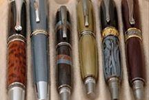 handmade wooden pens 2015-2016