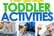 Toddler Learning Development Activities