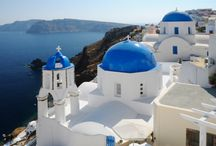Santorinis Churches - Inspiration