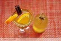 portakallı ev likörü