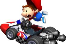Mario Kart Wii / A collection of artwork, screenshots and other images from Mario Kart Wii, for the Wii (unsurprisingly).  Visit http://www.superluigibros.com/mario-kart-wii for more information on this game.