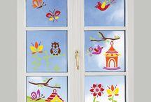 Ablakképek - ablakdíszítés