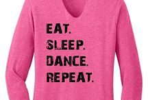 Shirts For People Who Dance / Dancer Lifestyle Apparel- Tees, hoodies, tanks and gifts to show your love for dance, not just in the studio or while performing on stage.  Salsa, Latin - Cha Cha, Ballroom - Waltz, Latin - Rumba, East Coast Swing, Ballroom - Viennese Waltz, Swing - Hustle Zouk, Samba, Bachata, Merengue, Tap dancing, Ballet Hip Hop, Carolina Shag, Zumba, Argentine Tango, Country Swing, Waltz, Lindy Hop, West Coast Swing, Texas Two Step (2step) and more.