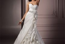 Maggie Sottero & Sottero Midgley / by One Enchanted Evening