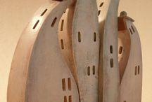 Домики керамика