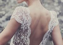 WEDDING - DRESS / Searching for a perfect wedding dress #summer15  / by Bo Versprille