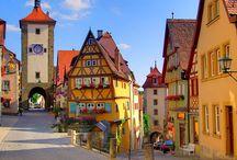 Wanderlust - Deutschland