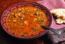 Soups / Moroccan Harira
