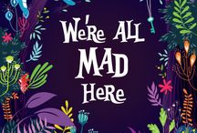 Awesomely crazy stuff / Mad Alice in wonderland