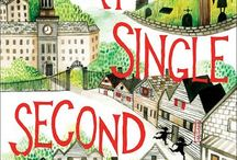 Every Single Second / my new middle grade novel, publishing June 2016