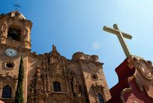 Say A Little Prayer / At Mexico´s churches you can find inspiration, religion, faith and architectural beauty.
