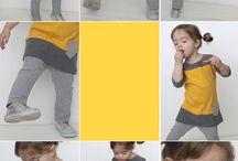 dziecko ubrane