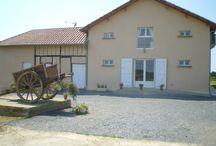 Les belles demeures / De belles maisons Gîtes de France dans le Gers