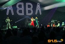 Abba Forever / Tribute band Abba Forever recently visited Phuket Thailand