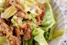 豚肉レシピ