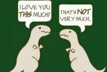 ROAR, Life of a dinosaur!  / by Erin Baum (Lindeau)