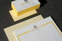 LETTERHEADS/BUSINESS CARDS