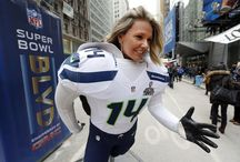 NFL Super Bowl XLVIII / by Yahoo! News