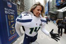 NFL Super Bowl XLVIII / by Yahoo! News
