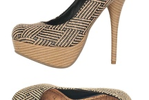 shoes / by Aline Aumondi Kautzmann