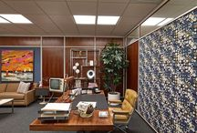 Vintage Office Imagery