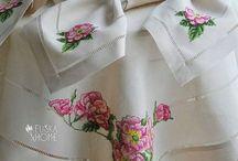 Tablecloths, скатерти
