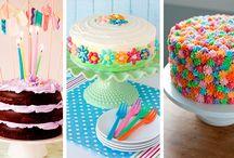Ideias simples para decorar bolo de aniversário