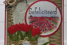 Tulpen creatable kaarten