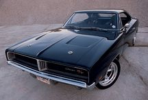 Muscle car / Dodge Charger