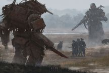 Great art by Jakub Rozalski