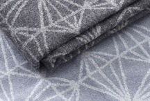 Blankets / Blankets and patterns created by Swedish designer Linda Svensson Edevint.