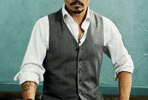 Johnny Depp / by Kathy Arboleya