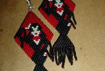 beadwork earrings / by r Lofton