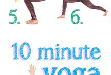 QUICK YOGA ROUTINE