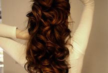 hair & beauty - curling