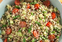 Fresh  / ...salads...