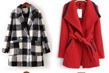 Fall winter jackets