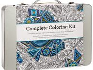 Coloring Books & Supplies For Everything & Everyone
