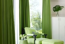 my thing for drapes / by FieldstoneHill Design, Darlene Weir
