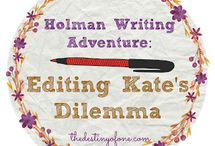 Holman Writing Adventure