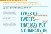 Social Media Infographics  / Infographics for Social Media Topics / by Kevin Gorsline