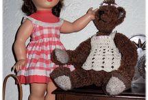 "Vintage french dolls ""Bella"""