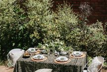 Summertime Alfresco Retreat with Ecco Domani / by Caitlin Flemming