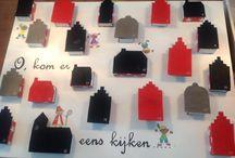 Sinterklaas / Sint ideeën